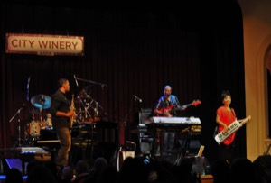 City Winery Napa October 2014