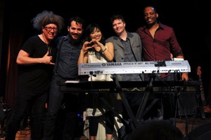 Yoshis Oakland February 2015