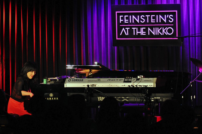 Feinstein's at Hotel Nikko May 2015