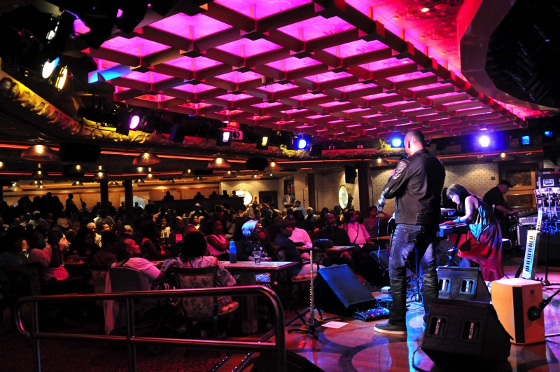 Capital Jazz Cruise October 2015 concert