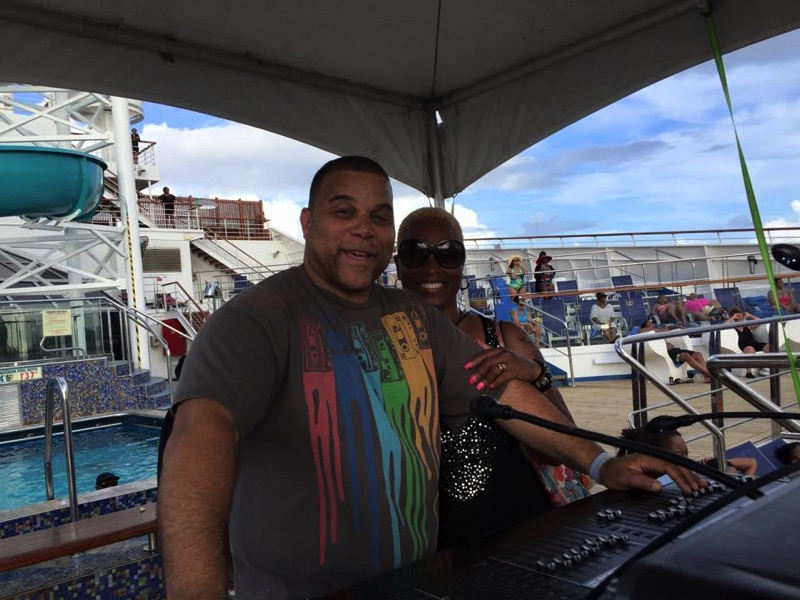 Capital Jazz Cruise October 2015 Day4