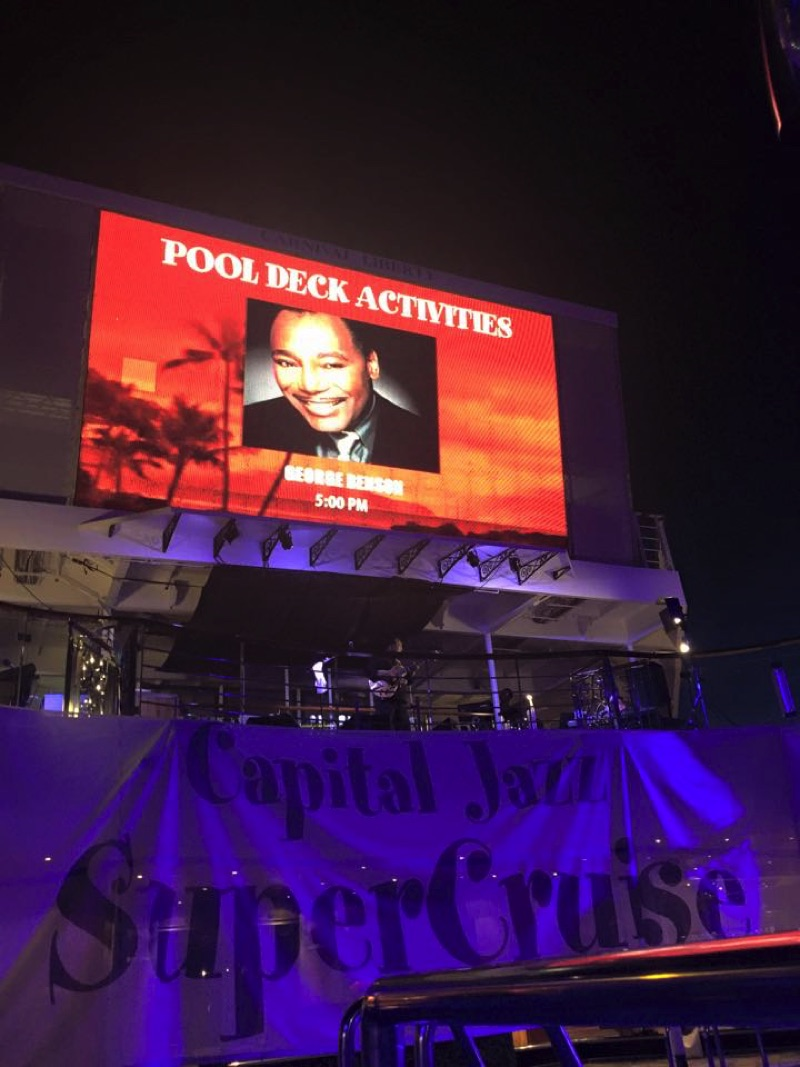 Capital Jazz Cruise October 2015 Day7